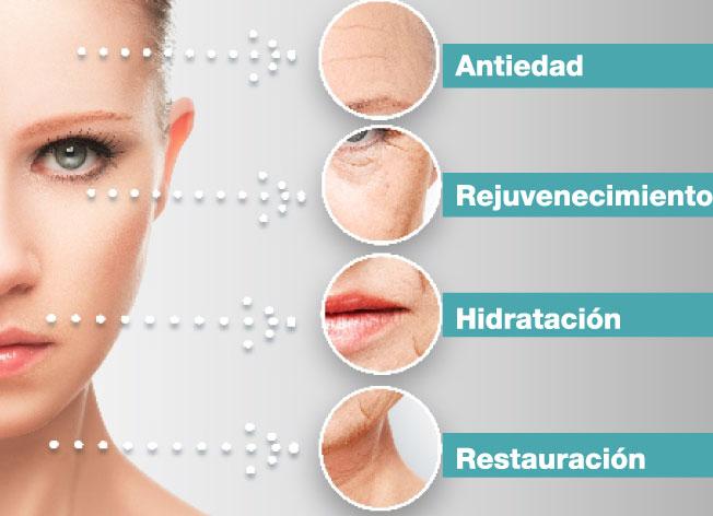 rejuvenecimiento de rostro