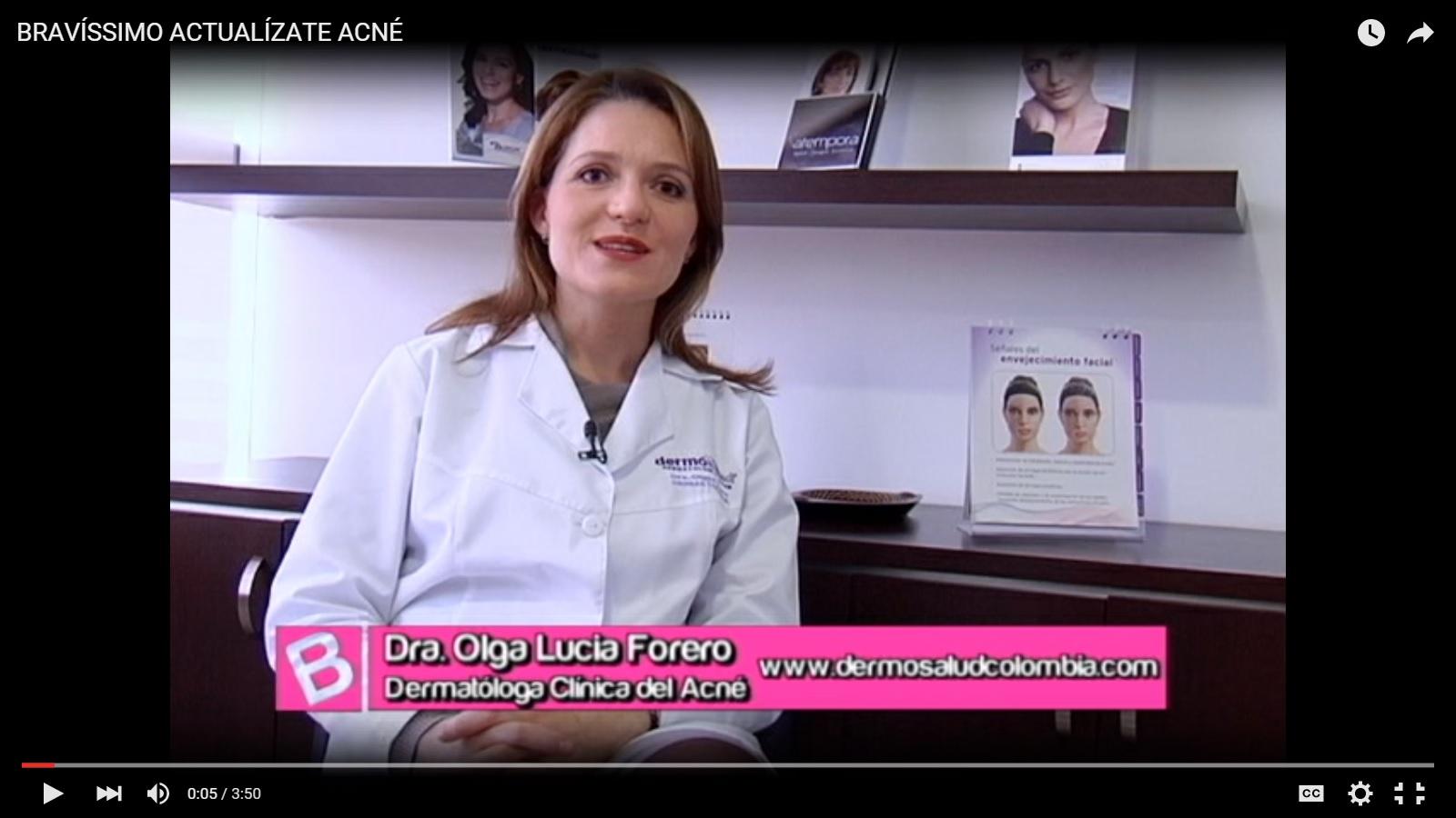 Actualízate Acné - Dermosalud