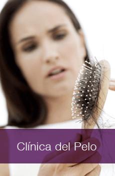 alopecia, caida del cabello, clinica del pelo