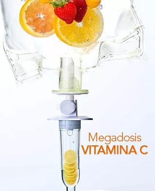 Megadosis de Vitamina C Dermosalud