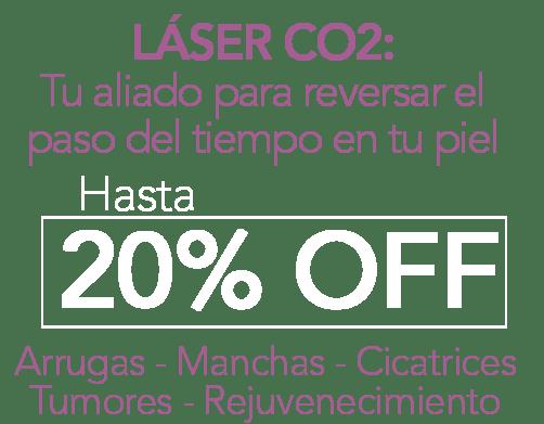 Laser CO2 Promoción